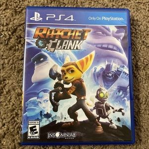 Ratchet and clank game